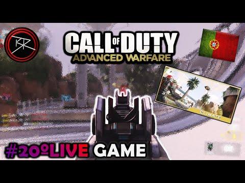 "#20º ""CLIMATE"" LIVE Multipalyer Gameplay no 2º DLC ASCENDACNE do CoD: Advanced Warfare (PT-BR)"