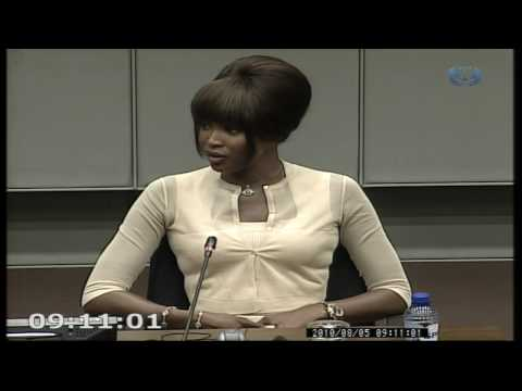 Naomi Campbell testifies at war crime trial Video