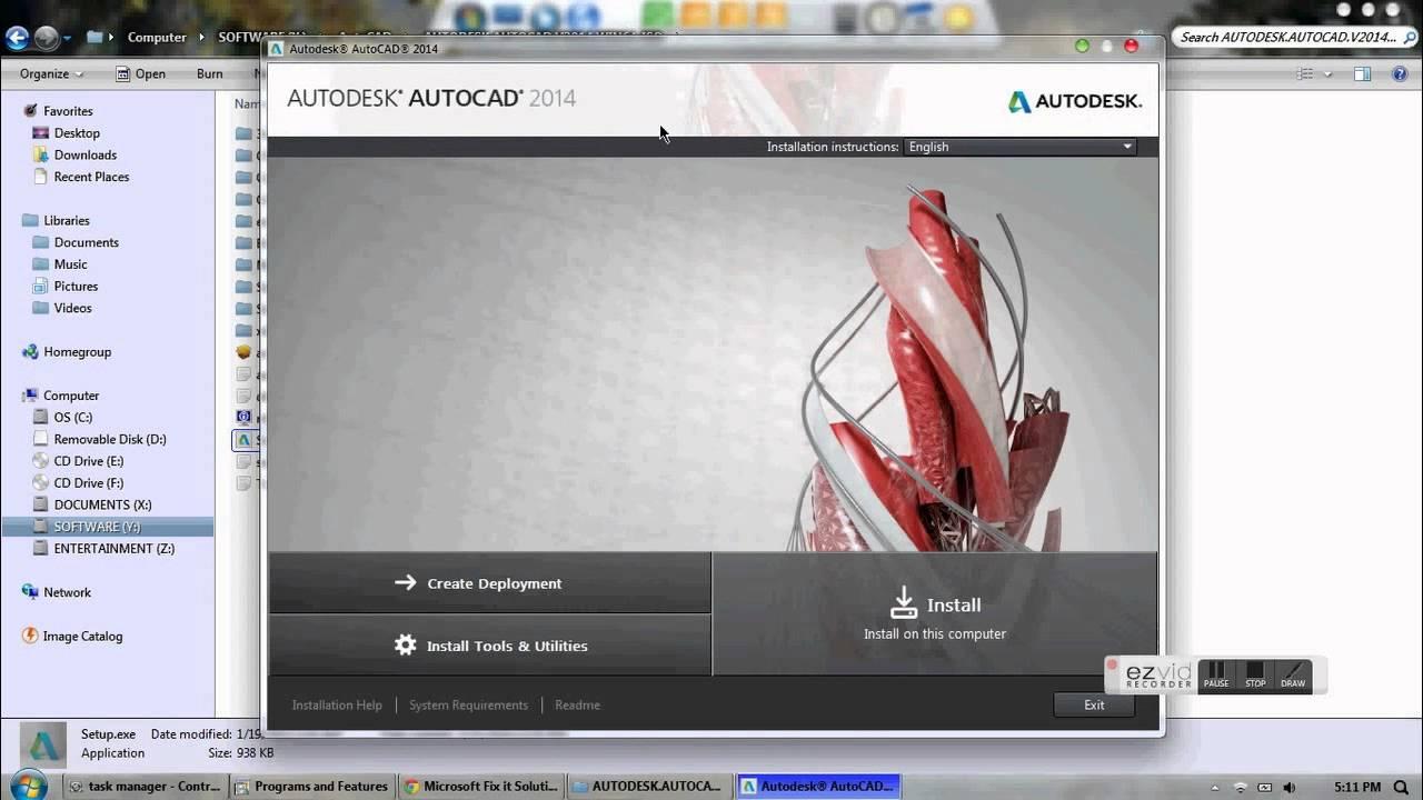 Download Autocad 2000 Full Crack