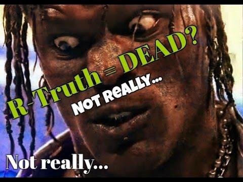 WWE R-truth Died!?