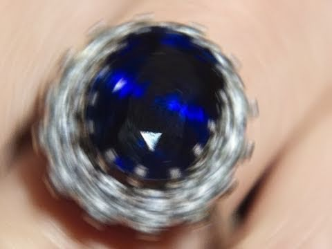 Sapphire Ring - Periodic Table of Videos