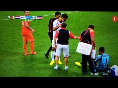Netherlands Tim Krul Costa Rica worldcup 2014 Brasil