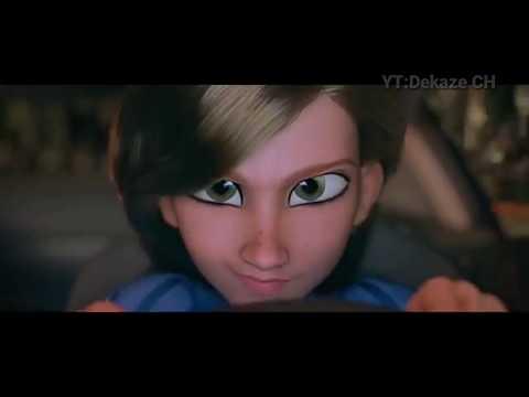Alan Walker, K-391 & Emelie Hollow- Lily (animation + Lyric)