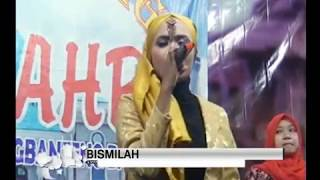 Qasidah Religi Az Zahra - BISMILAH (Voc. Anjar Prasmita)