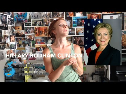 Hillary Rodham Clinton in a Nutshell