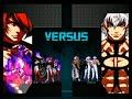 Iori Team VS. Orochi Team -
