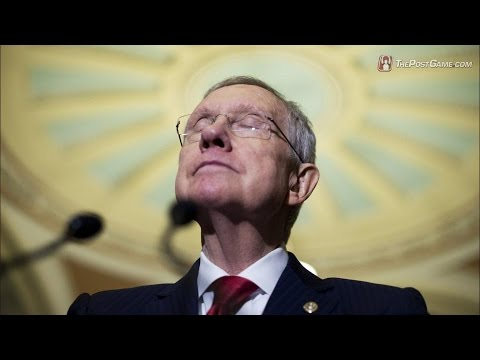 Reid Hits NFL Over 'racist' Redskins Name