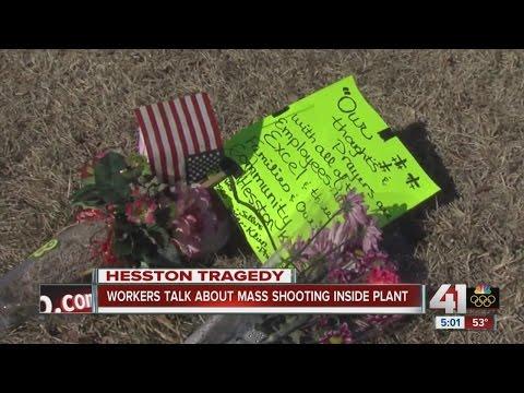Victims in Hesston, KS shooting identified