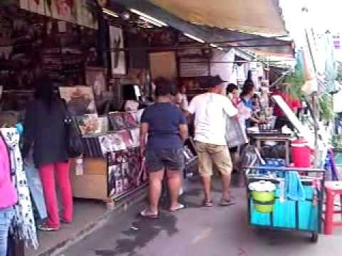 A walk through Chatuchak Weekend Market