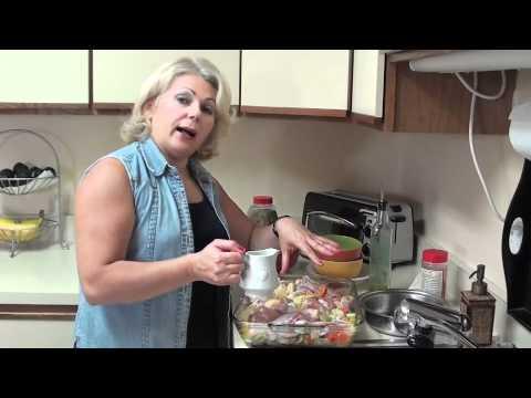 Italian Cooking - Pollo al Forno (Baked Chicken)