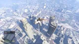 GTA 5 Stunts 1