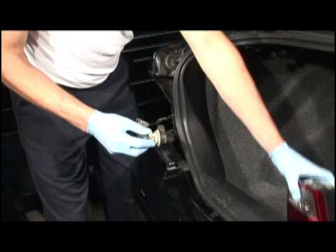 Brake Light Bulb Replacement 1998-2008 Ford Focus