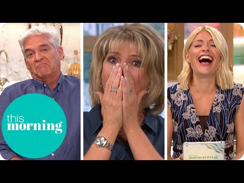 July's Funniest Moments   This Morning