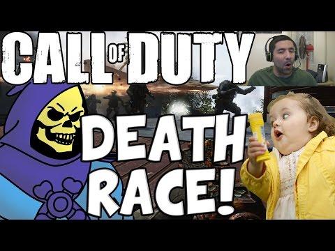 Death Race: Hardest Track Yet! (cod Custom Game) video