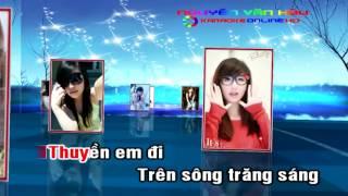 Li n Kh c Nh c Tr T nh Karaoke Full HD 720