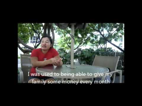 Filipinos in Singapore- a story of the foreign domestic worker