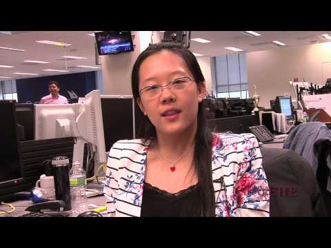 Xiao Cui '13 Interns with Credit Suisse