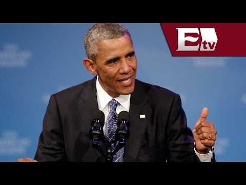 Barack Obama promete justicia por el asesinato del periodista James Foley/ Global