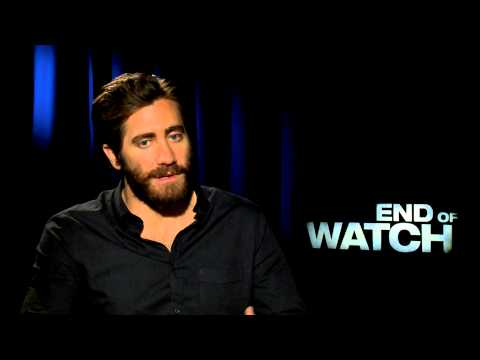 "Jake Gyllenhaal ""End of Watch"" Stephen Holt Show @ TIFF'12"