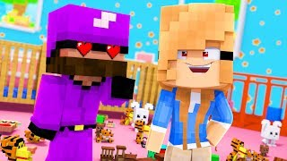 Minecraft Daycare - UNICORN MAN'S CRUSH!? (Minecraft Roleplay)