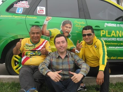 DOCUMENTAL: EL AUTO DEL MUNDIAL - Peru