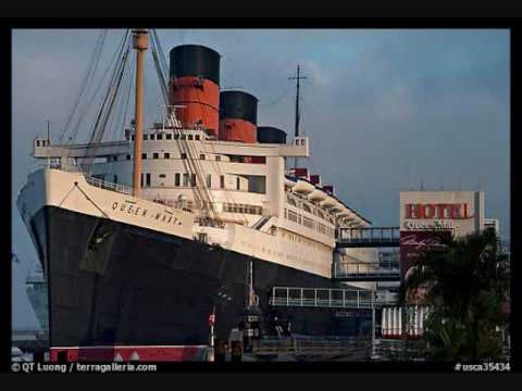 """The Ghost Ship"" (RMS Queen Mary) ""Southampton"" Music ..."