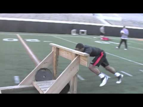 Cowboy Football: 2013 Team Competition (2.19.13)