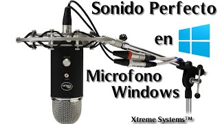 ★ COMO CONFIGURAR MICROFONO EN WINDOWS 7 | 8 | 8.1 | VISTA Y XP | MUY FACIL !!!