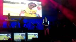 mil palabritas en vivo Alex Campos en Monterrey Auditorio Banamex 23 julio 2011