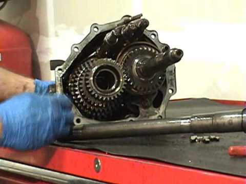 B5 S4. C5 A6. Allroad and others w 6-speed 01E transmission. Rebuild How To DVD by JHM - (Trailer)