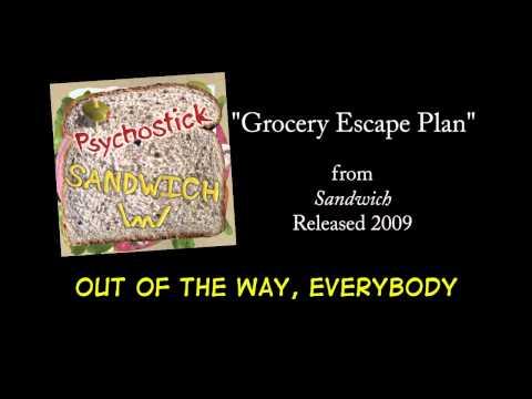 Psychostick - Grocery Escape Plan
