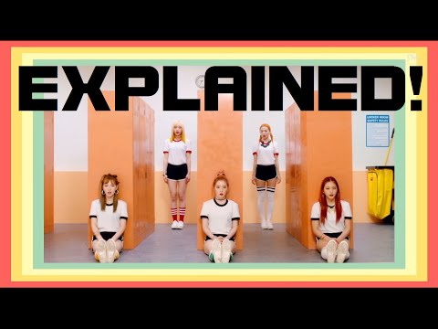 "Red Velvet - ""Russian Roulette"" MV: Explained!"