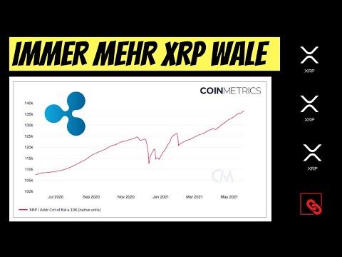 XRP WALE KAUFEN RIPPLE |PAYPAL akzeptiert BITCOIN AUSZAHLUNGEN | Digital EURO |SEC & BITCONNECT NEWS