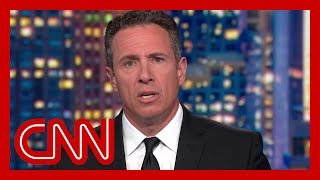 Chris Cuomo: A president should not be a punk