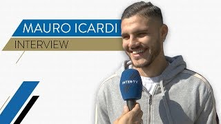 MAURO ICARDI | Exclusive Interview by Inter TV 🎙⚫🔵