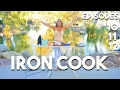 Rebecca Brand | Iron Cook makes Cookies, Pizza, and Bacon n Eggs