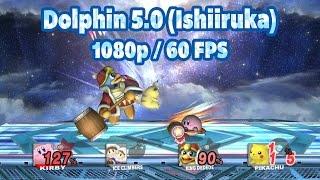 [60 FPS] Dolphin Emulator 5.0 (Ishiiruka) | Super Smash Bros. Brawl [1080p HD] | Nintendo Wii