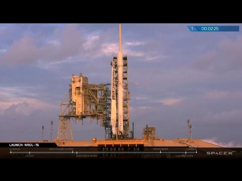 NROL-76 Launch Webcast