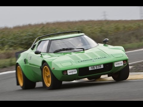 Lancia Stratos replica: is the Lister Bell STR kitcar better than the real thing?