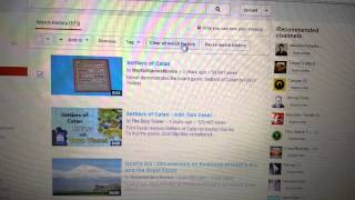 How to Delete YouTube Watched Video History & Keyword Search History