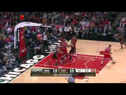 Miami Heat vs Chicago Bulls Highlights
