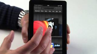 Amazon Kindle Fire Tablet Review - HotHardware