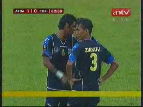 Arema Malang vs Persik Kediri (ISL) 2009/2010