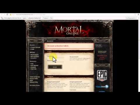mortal online gratis 2013