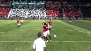 FIFA 12 | IBRAHIMOVIC & PATO FIGHTING?! | QUAZZIEBHOY1