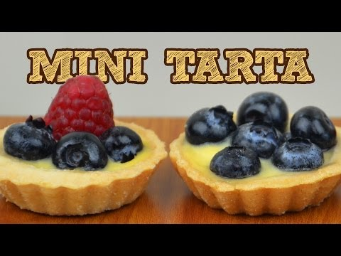 MINI TARTAS DE FRUTAS | MUSAS