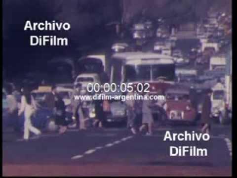 DiFilm - Problemas con el transporte automotor de Cordoba (1981)