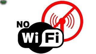 Shut Down Your Wifi!
