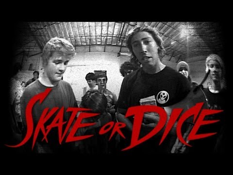 Skate or Dice! - Mikey Taylor Pizza Party
