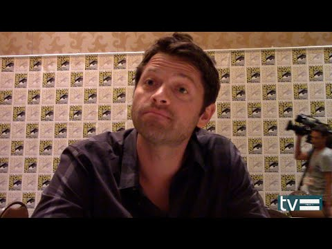 Misha Collins Interview Supernatural Season 10